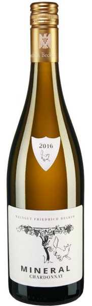 Friedrich Becker - Chardonnay Mineral 2016