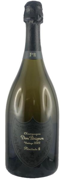 Dom Perignon P2 2002 - Champagner