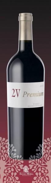 Elias Mora 2V Premium 2009 (Rotwein) (ex Dos Victorias)