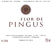 Flor de Pingus 2010