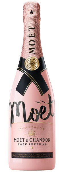 Moët & Chandon Rosé Impérial Living Ties Limited Edition