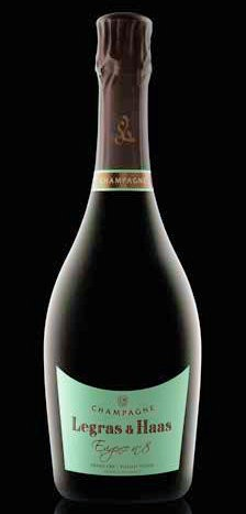Legras & Haas Cuvée Exigence 2008, Jahrgangs-Champagner