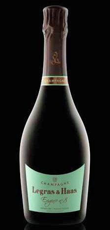Legras & Haas Cuvée Exigence No. 9, Champagner Brut Nature