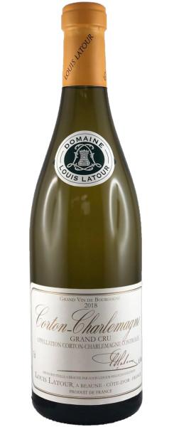 Louis Latour Corton Charlemagne Grand Cru 2018 Weißwein