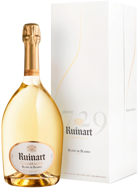 Ruinart Blanc de Blancs MAGNUM - Champagner - in Geschenkpackung