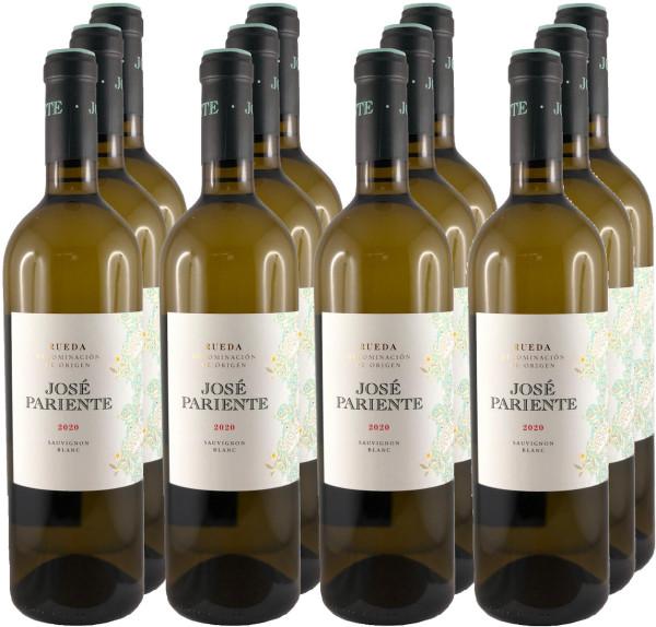 12 Fl. Jose Pariente Sauvignon Blanc 2020 (Sonderpreis)