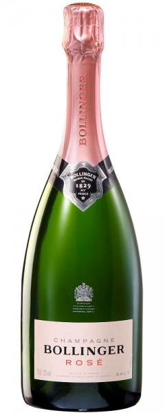 Bollinger Rose Champagner Brut