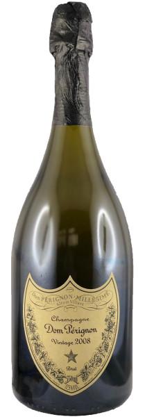 Dom Perignon Brut Vintage 2008 MAGNUM - Champagner