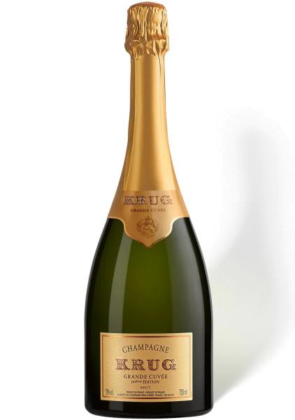 Krug Grande Cuvée - 169ème Édition (Champagner)