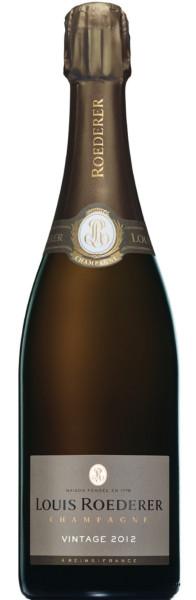 Louis Roederer Champagne Vintage 2012 - Jahrgangschampagner Brut
