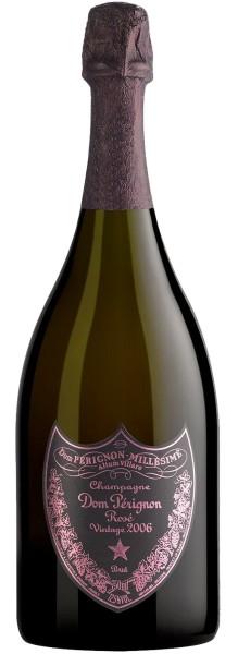 Dom Perignon Rose Vintage 2006 - Champagner