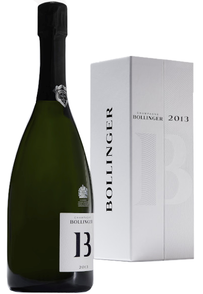 2013 Bollinger B13 Blanc de Noirs Brut in Geschenkverpackung