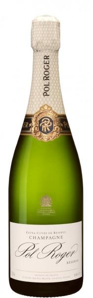 Pol Roger Brut Réserve 9,0l Großflasche (Salmanazar)