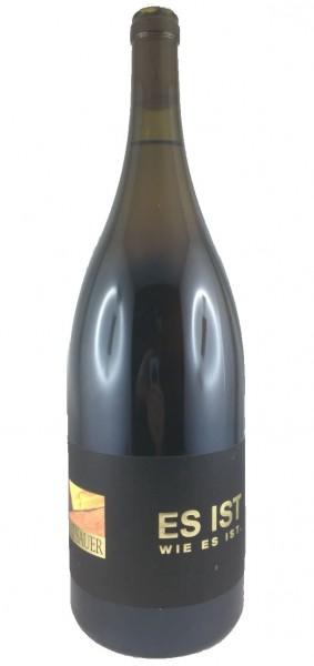 """Horst Sauer """"Es ist wie es ist"""" MAGNUM Weißwein Cuvée 2013"""