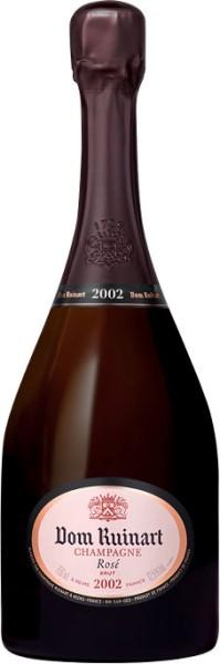 Dom Ruinart Rosé 2002 MAGNUM - Champagner