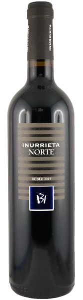 Inurrieta Norte Roble 2017 Rotwein