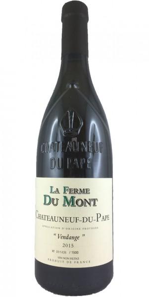 """La Ferme du Mont """"Vendange"""" Blanc 2015 - Châteauneuf du Pape"""