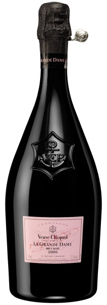 Veuve Clicquot La Grande Dame Rosé 2008