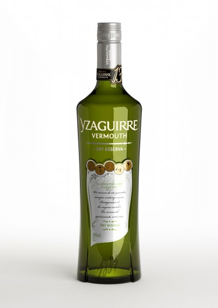 Vermut Yzaguirre Dry Reserva Blanco - Extra Seco