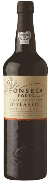 Fonseca 20 Year Old Tawny (Portwein)