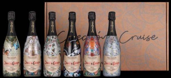 Juve y Camps Reserva Familia Coleccion Cruise 2018, Set aus 6 Flaschen