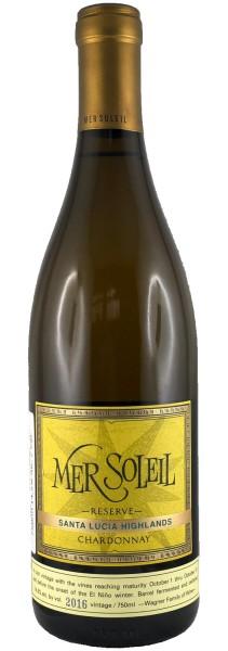 MER SOLEIL Chardonnay Reserve 2016 – Weißwein